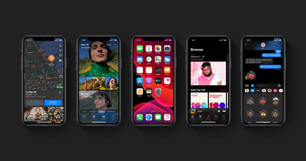 طراحی اپلیکیشن ios