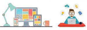 امکانات سایت شرکتی