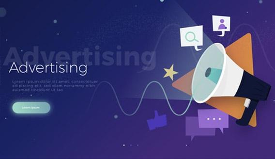 طراحی سایت تبلیغات آنلاین