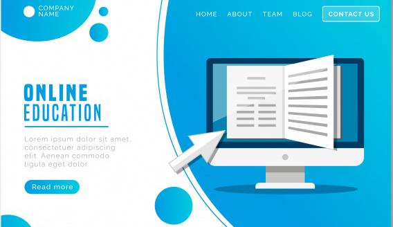 طراحی سایت موسسه آموزشی